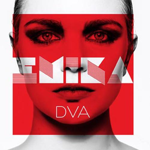 Emika - DVA - Album Cover