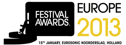 European Festival Awards 2013