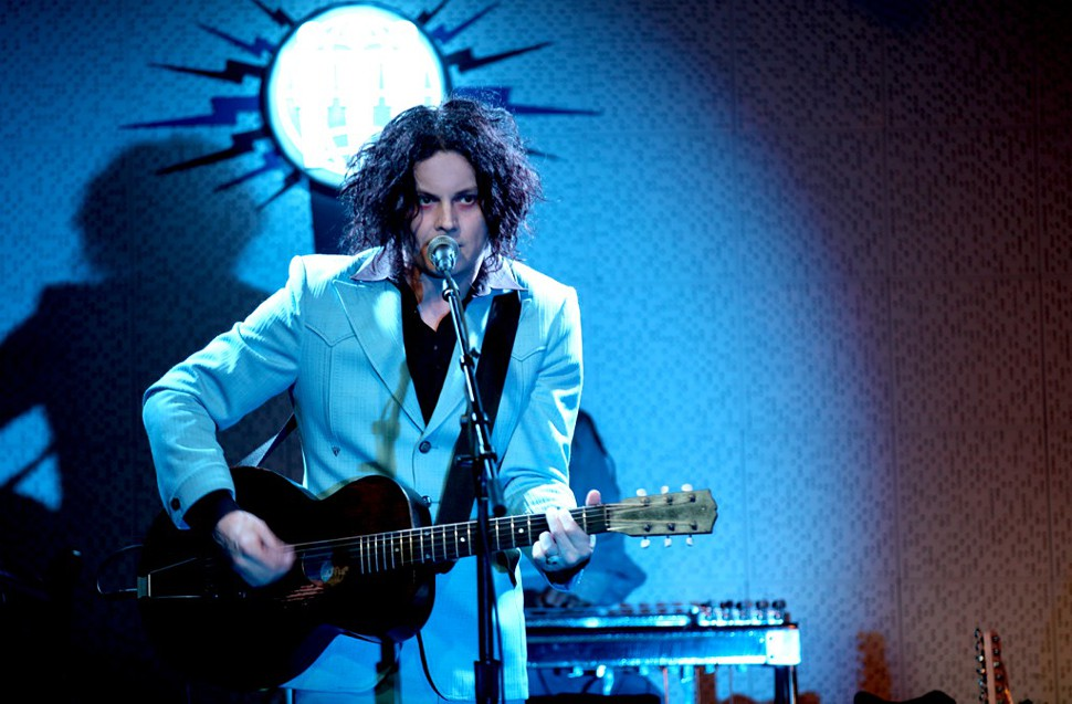 Jack White - Photo by Jo McCaughey