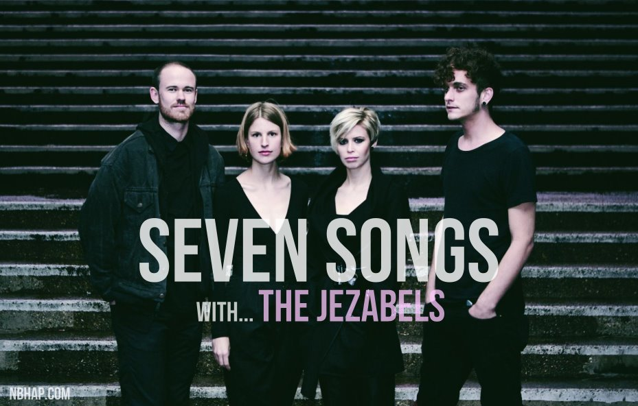 The Jezabels - Seven Songs