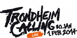 Trondheim Calling - logo 2014
