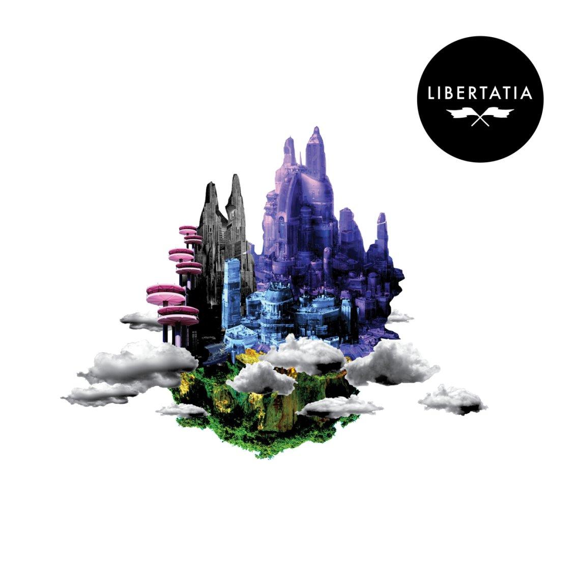 Ja, Panik - Libertatia - Cover- 2013