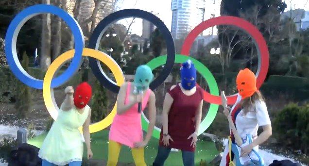 Pussy Riot - Sochi