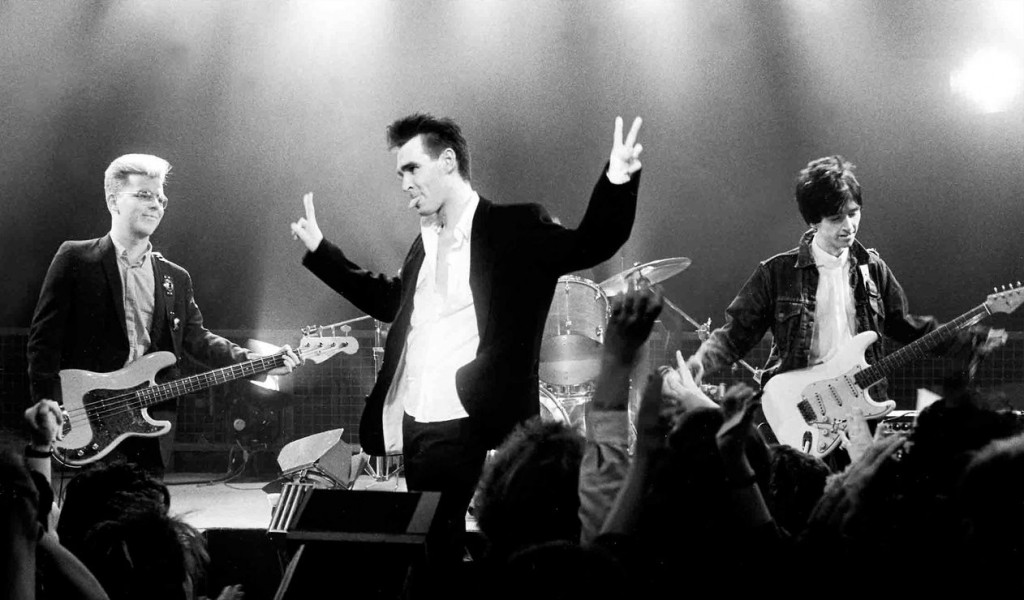The Smiths - Essential Track - Photo by Steven Wright