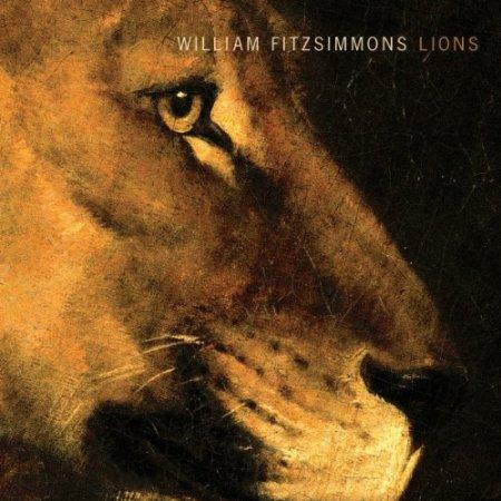 William Fitzsimmons - Lions  - Cover- 2014