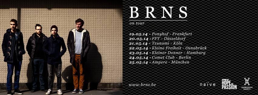brns - tour 2014