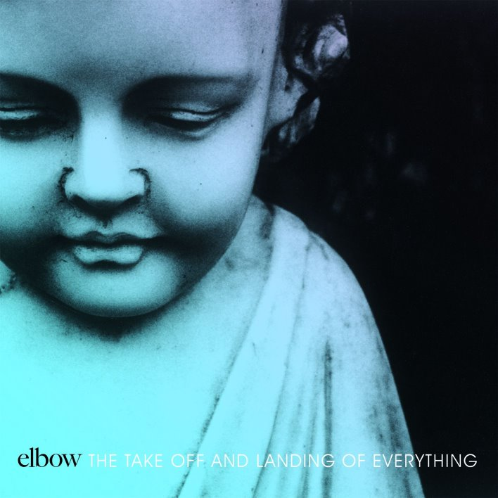 Elbow - 'The Take Off and Landing Of Everything' - Cover- 2014