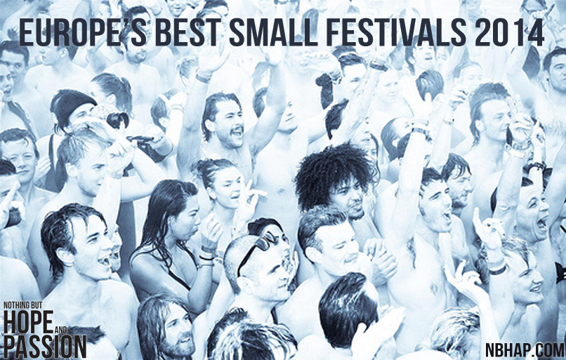 Europe's Best Small Festival 2014