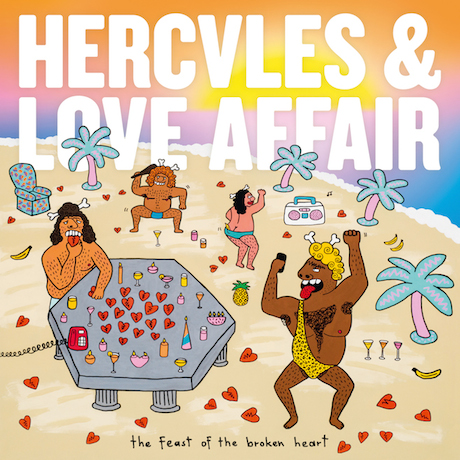 Hercules And Love Affair - The Fest Of The Broken Heart