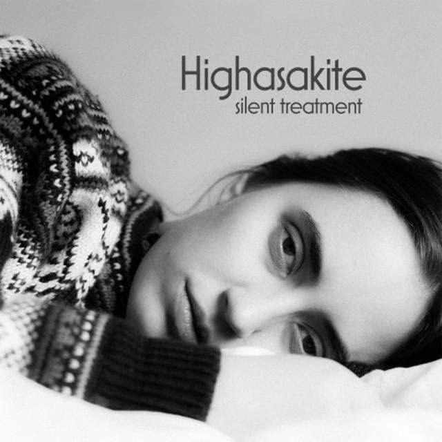 Highasakite - Silent Treatment - Album Cover 2014