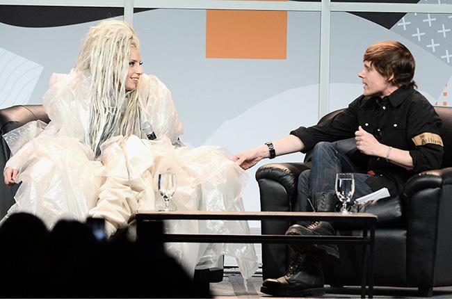 Lady Gaga - SXSW