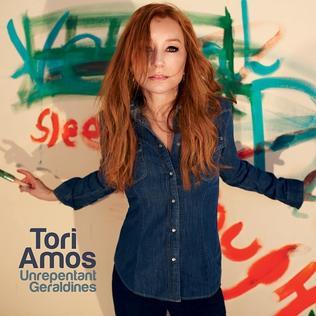 Tori Amos - Unrepentant Geraldines - Album Cover 2014