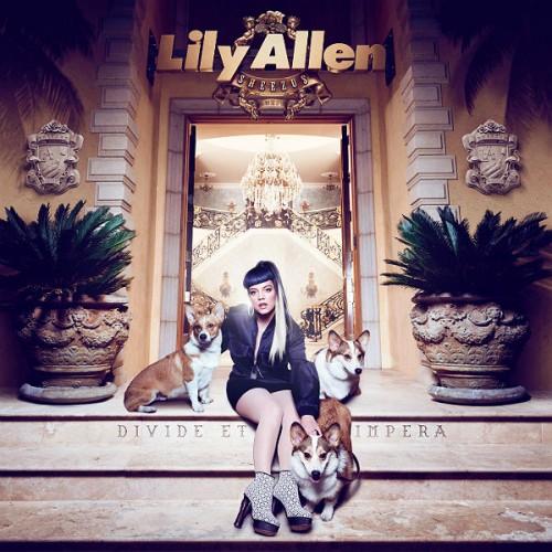 Lily Allen- sheezus - album cover 2014