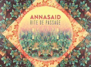Annasaid - Rite de Passage - Album Cover 2014