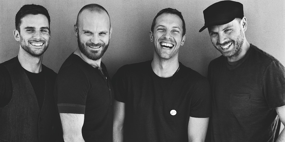 Coldplay - 2014