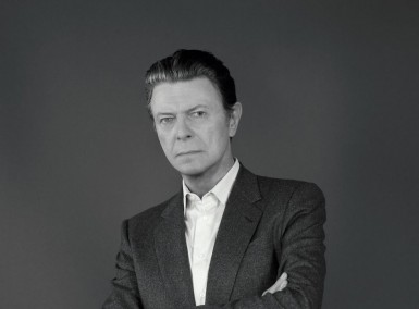 David Bowie - Photo by Jimmy King
