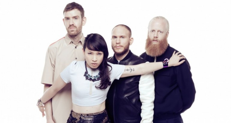 Little Dragon - Photo by Marco van Rijt