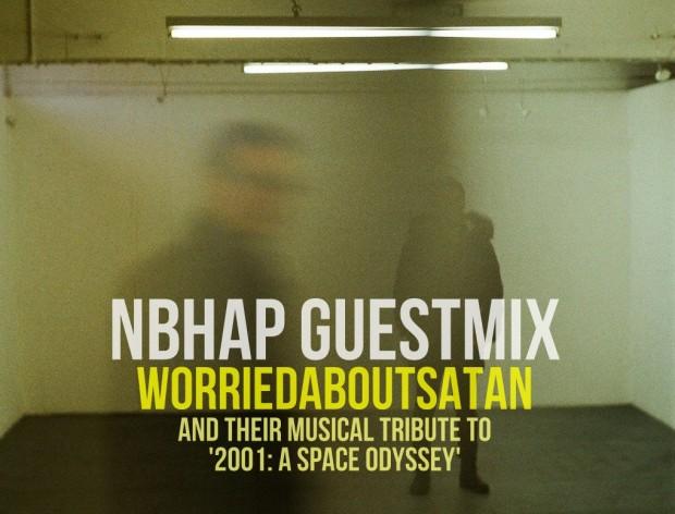 NBHAP Guestmix - Worriedaboutsatan - Photo by William Sharp