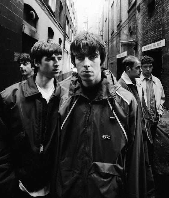 Oasis - 1994 - Kevin Cummins