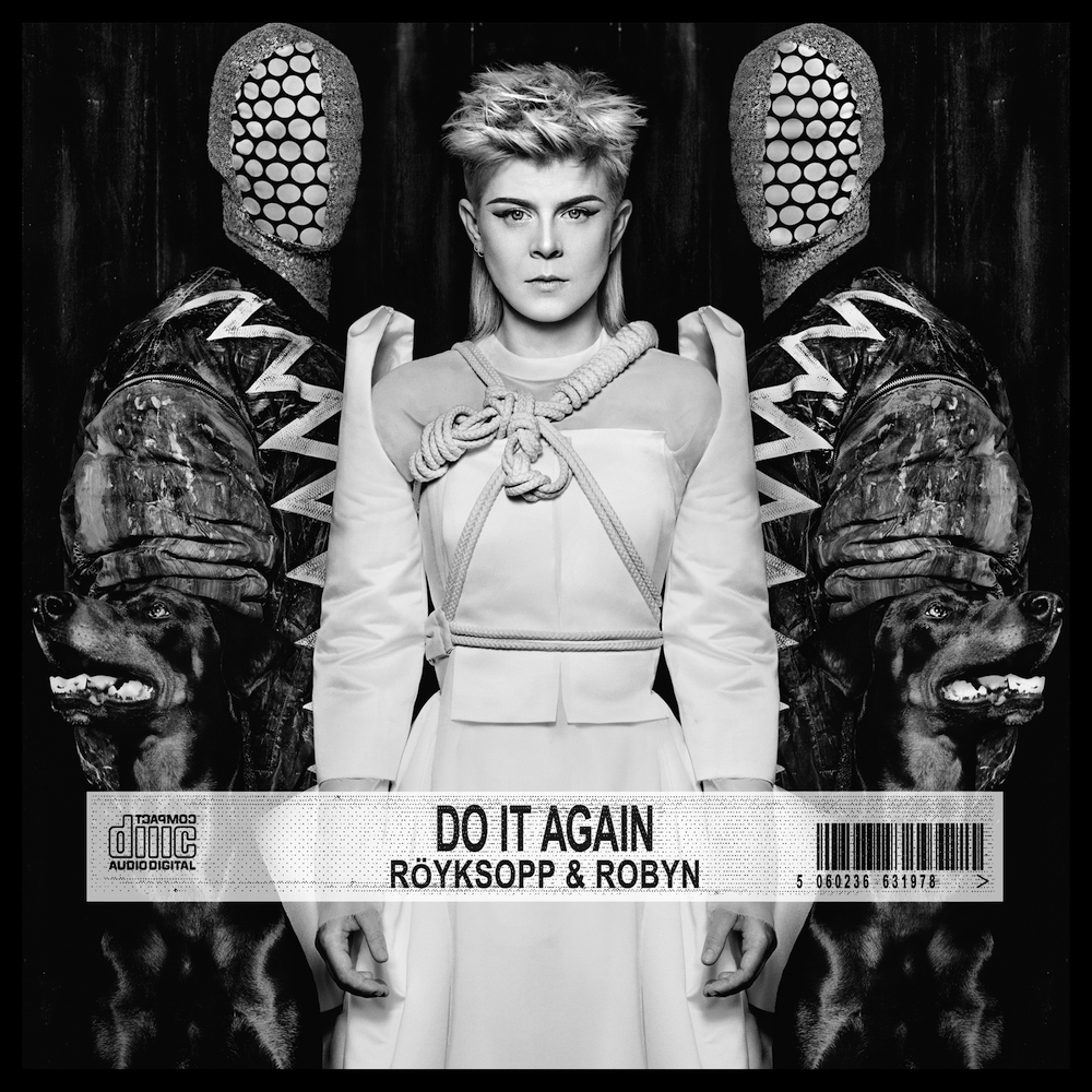 Röyksopp -Robyn - Do It Again