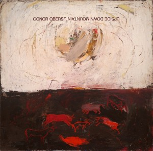 conor oberst upside down mountain album cover