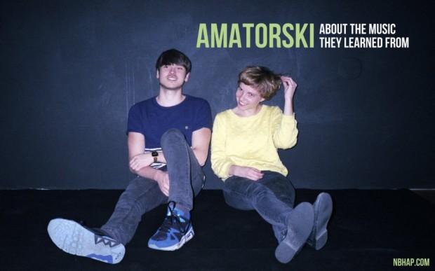 Amatorski - Seven Songs - Gus Stella