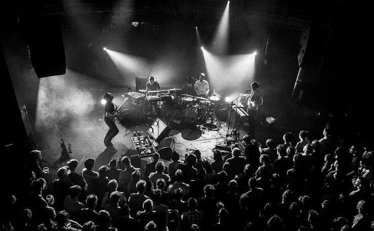 BRNS - Live - Photo by O Donnet