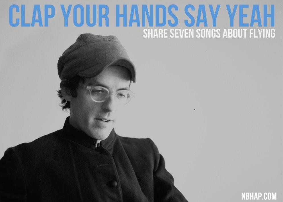 Clap Your Hands Say Yeah - Seven Songs - Matt Berrick