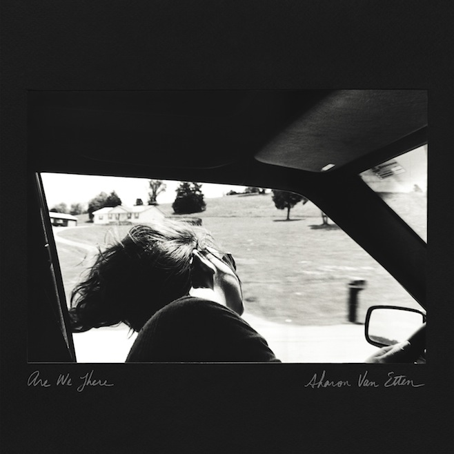 Sharon Van Etten - 'Are We There' - Cover- 2014