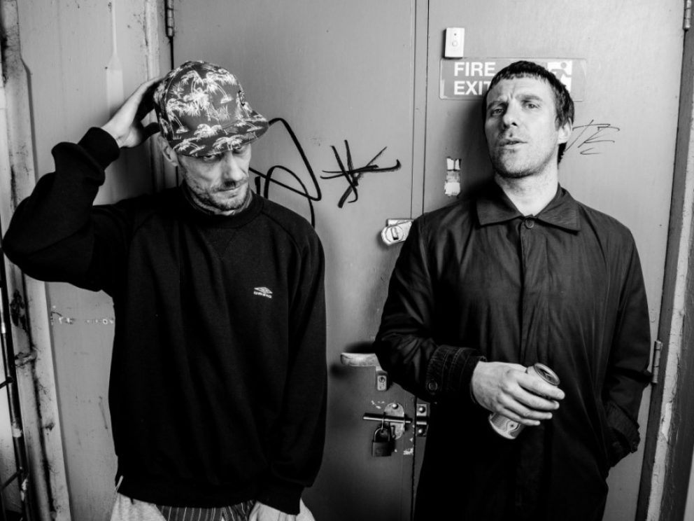 Sleaford Mods - Press