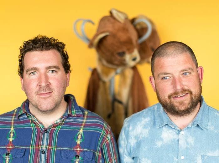 The 2 Bears - 2014