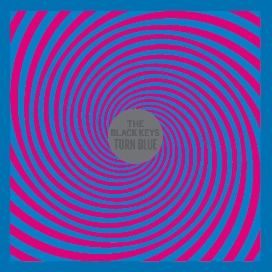 The Black Keys - Turn-Blue