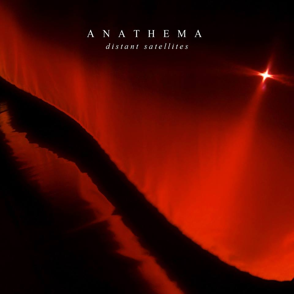 Anathema - Distant Satellites - Album Cover 2014