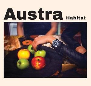 Austra - Habitat - EP Cover 2014