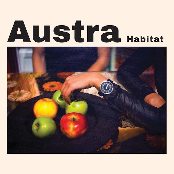 Austra - 'Habitat' - Cover- 2014