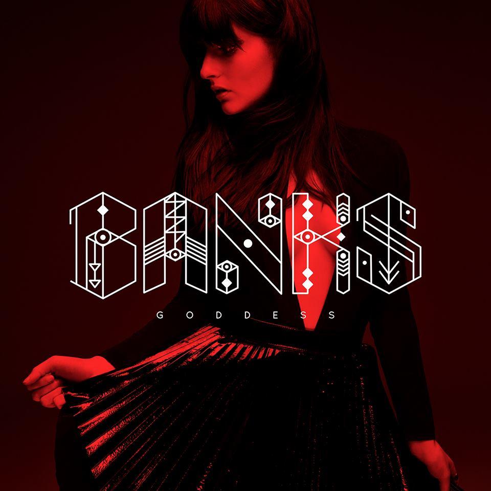 Banks - Goddess - Album Cover 2014