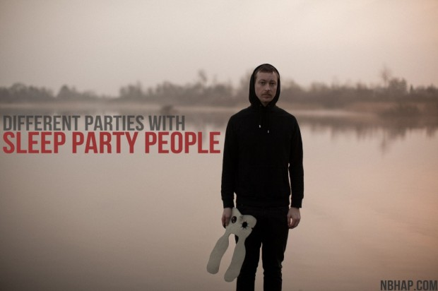 Different Parties with Sleep Party People