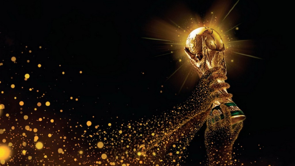 Fifa World Cup Trophy 2014