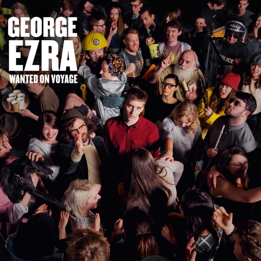George Ezra - 'Wanted On Voyage' - Cover- 2014