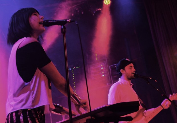 Phantogram - Live - Ryan Bertoldi