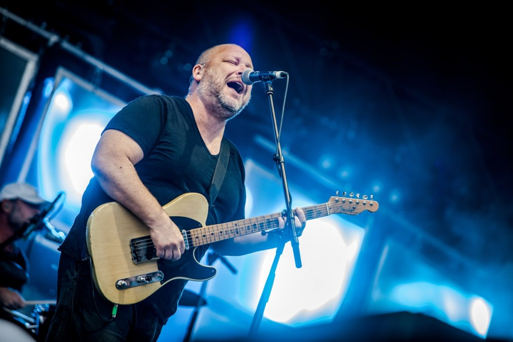 Pixies - Hurricane 2014 - Photo by Christoph Eisenmenger
