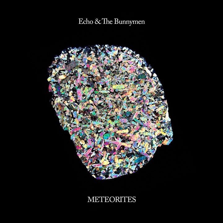 Echo and The Bunnymen- Meteorites-album cover