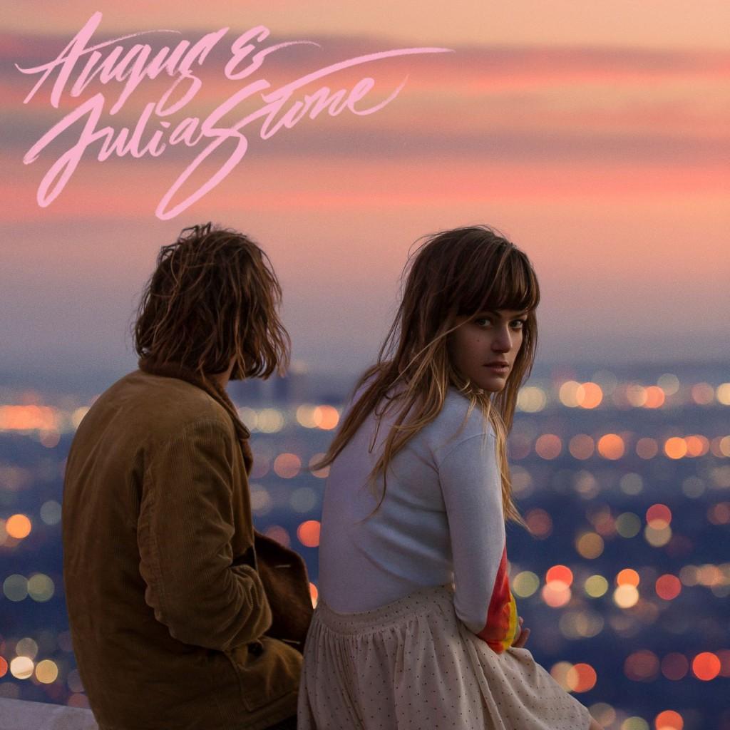 Angus & Julia Stone Albumcover