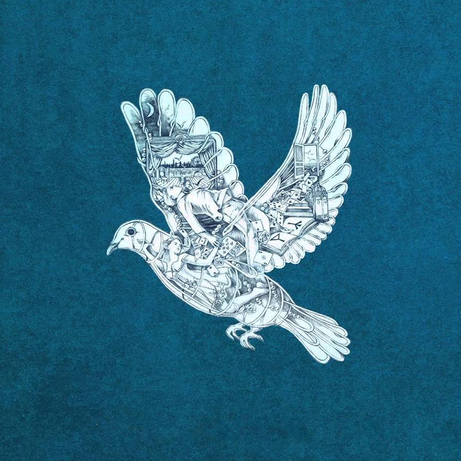 Coldplay - Magic - Artwork