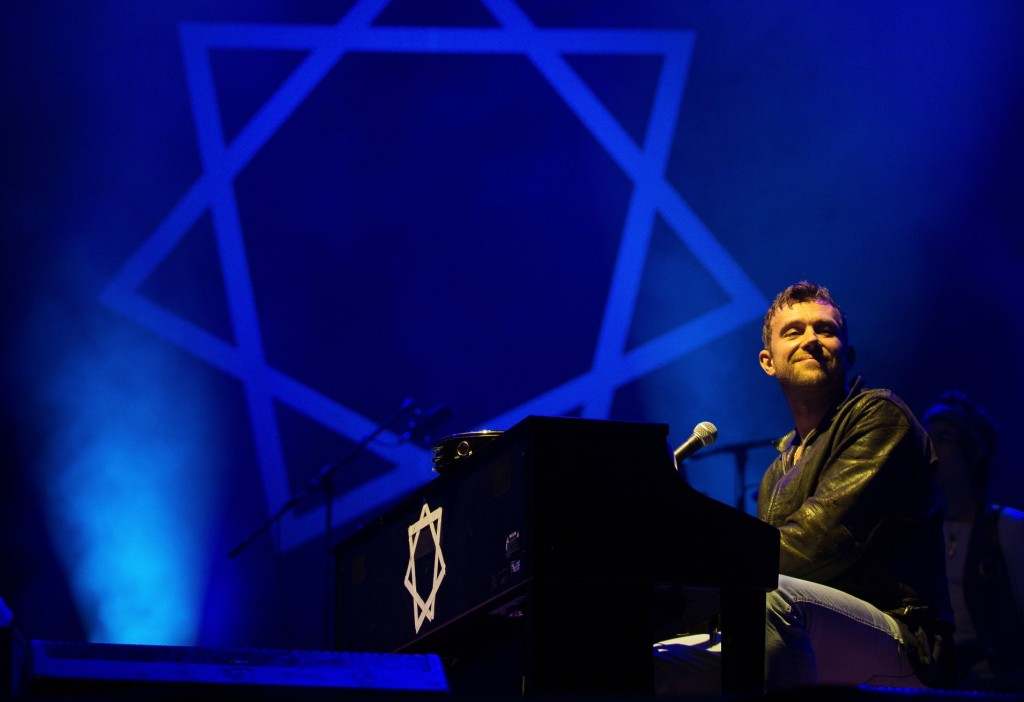 Exit Festival 2014 - Damon Albarn