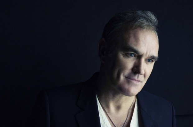 Morrissey - Photo by Michael Muller