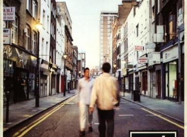 Oasis - Morning Glory - Artwork