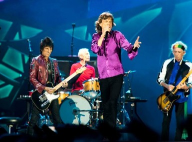 The Rolling Stones - Photo by Koen Keppens