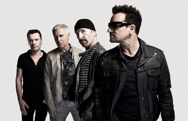 U2 - Photo by Jon Wright