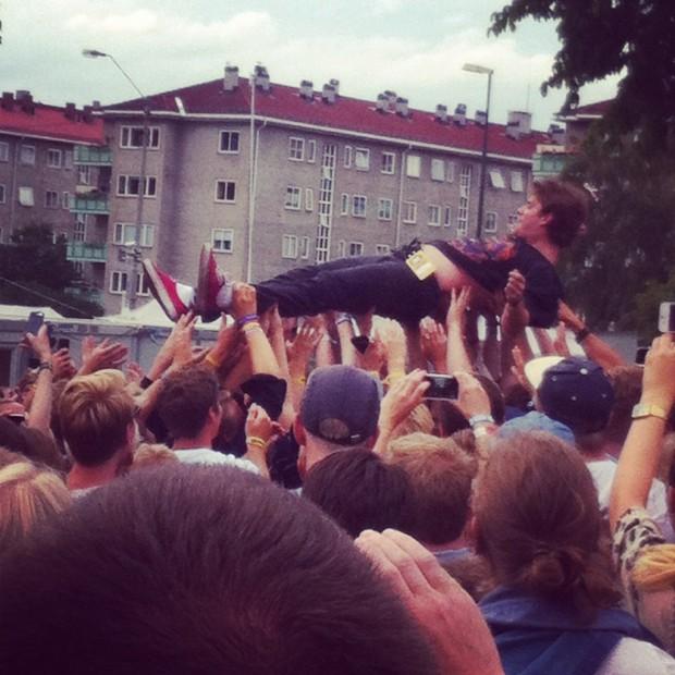 Øya Festival 2014 - Mac DeMarco